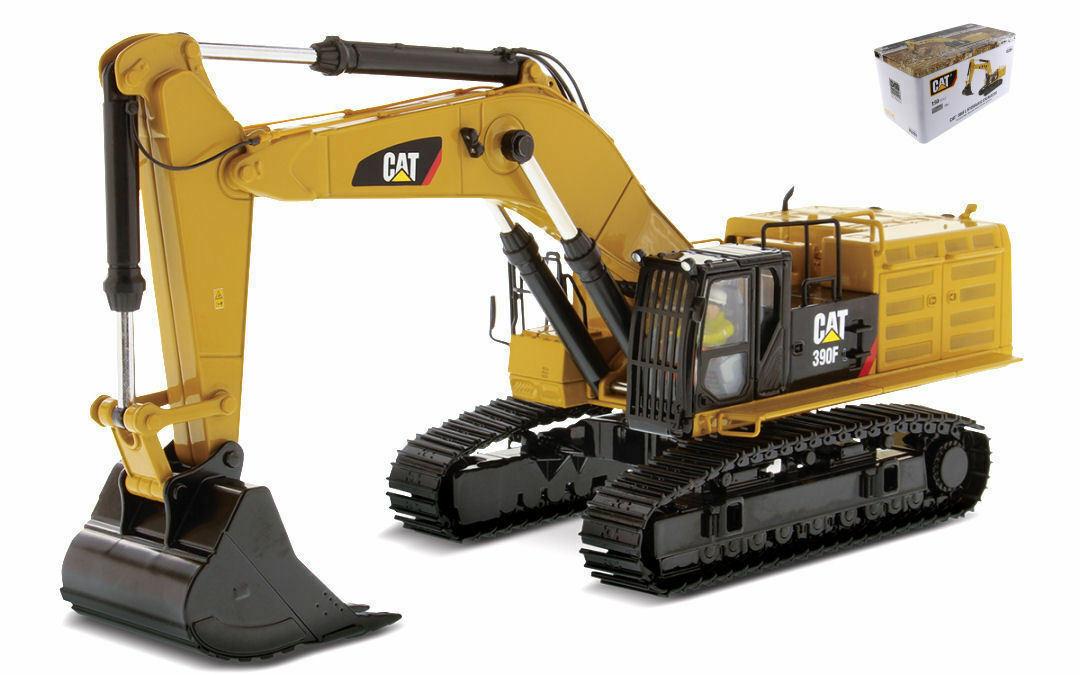 Diecast  Master 85284 1 50 CATERPILLAR 390 F L hydraulique sur Chenilles PELLE Modèle  achats en ligne de sport