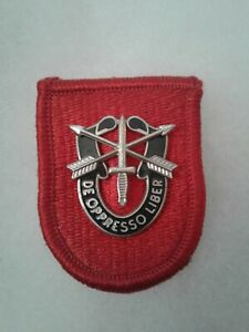 Authentic-US-Army-7th-Special-Forces-Group-DI-DUI-Unit-Crest-Insignia-NH