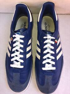 solo recibir Clavijas  RARE Adidas Samba 2010 *Italy*Argentina*Uruguay World Cup Pack Mens Shoes  13 US | eBay