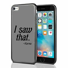 I Saw That Karma For Iphone 7 Case Cover By Atomic Market