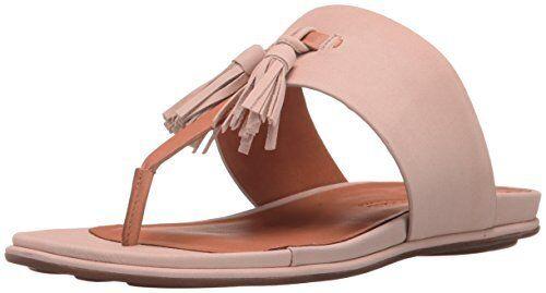 Gentle color. Souls Gs02121nu Damenschuhe Ottie Flat Sandale Choose Sz color. Gentle 7 ... c43ced
