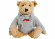 Supreme®/Steiff® Bear | Heather Grey | ORDER CONFIRMED | SOLD OUT
