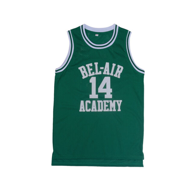 The Fresh Prince of Bel Air Jersey  14 Will Smith Basketball Jersey ... 714fb8244
