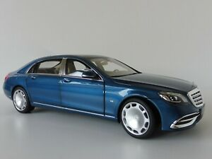 MERCEDES-Maybach-s650-2019-1-18-NOREV-1834255-S-Class-x222-bluemetallic-Limousin