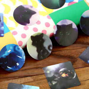 46pcs-set-Star-Sky-Black-Cats-Diary-Stickers-Scrapbooking-Stationery-Suppli-Y7P4