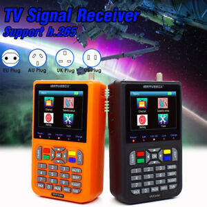 V9-Finder-DVB-S-S2-H-265-3-5-034-Digital-TV-Satellitensignal-Finder-Meter-Messgeraet
