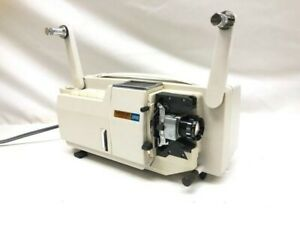 Vintage Vernon Super 8mm ZRS Movie Film Projector - Working