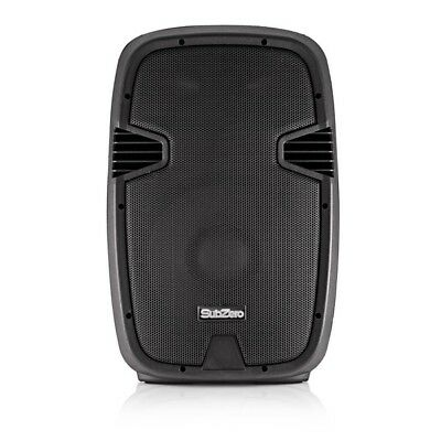 subzero szs p12a 12 39 39 active pa speaker with digital media player 5055888811359 ebay. Black Bedroom Furniture Sets. Home Design Ideas