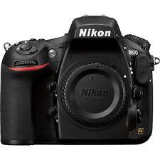 Nikon D D810 36.3MP Digital SLR Camera - Black (Body Only)
