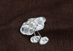 B11-Lotus-Flower-with-Freshwater-Pearls-Pendant-Sterling-Silver-925