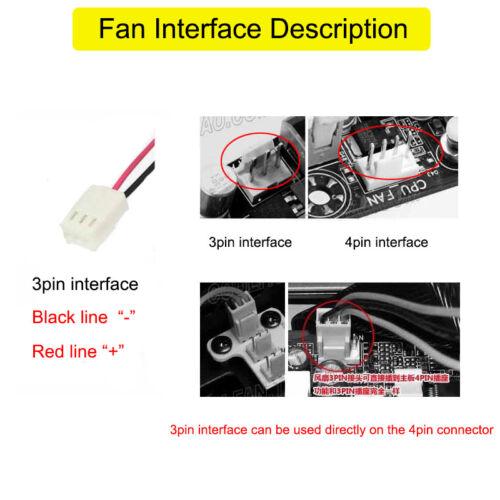 12CM FBA12G12U Large air volume for Panaflo DC12V 0.65A cooling fan