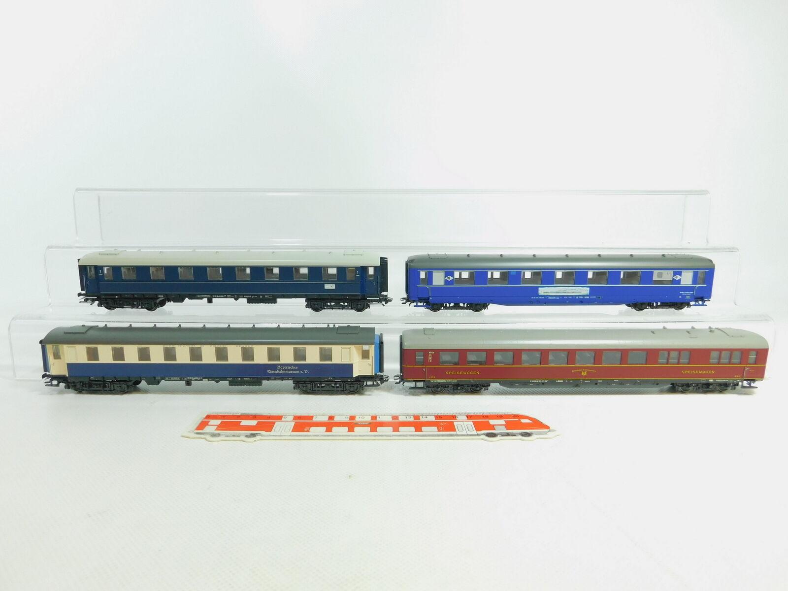 Bn416-1Märklin H0 AC 42752 Wagon Train Set Insider Club Tour '96 Nem Kk, VG