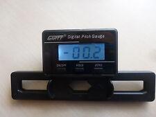 Digital pitchlehre RC heli registrador gauge T-Rex Copterx KDS Belt CP