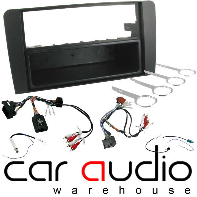 Audi A3 8P Symphony Car Stereo Bose Bypass & Steering Wheel Interface CT24AU09