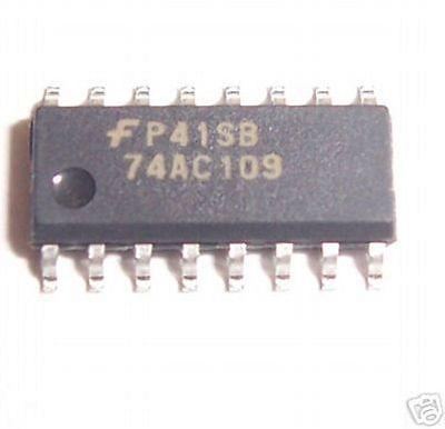 FAIRCHILD 74AC109 SMD 20 PCS