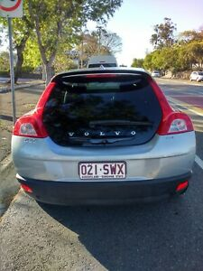 Volvo-C30-Automatic-2009-82000kms-full-service-history-silver
