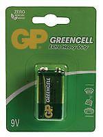 Batterie de chlorure de zinc PP3 9 V Piles Non Rechargeables-CM88884