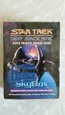 Star Trek Deep Space Nine Premiere Trading Cards 48 Card Factory Set 1993 SEALED