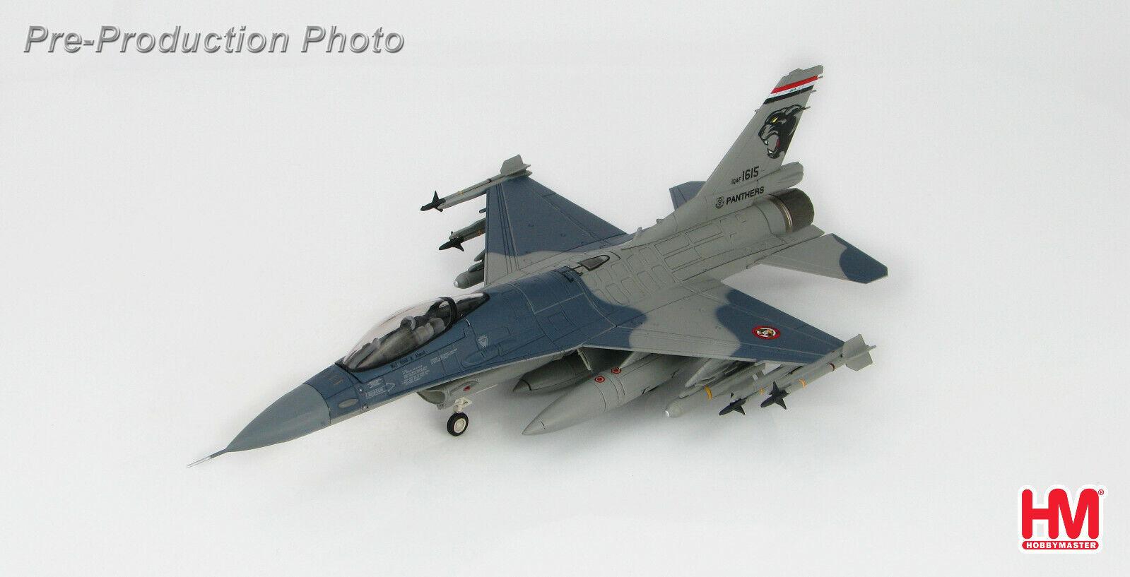 Hobby Master HA3863 - 1 72 Lockheed F-16C bloque 52 1615, la fuerza aérea iraquí, 2015