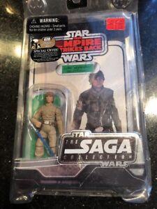 Luke Skywalker Bespin Fatigues 2007 Vintage STAR WARS Saga Collection MOC