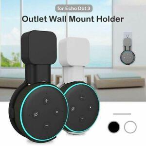 Wall-Mount-Holder-Hanger-Bracket-For-Amazon-Echo-Dot-3-3rd-Generation-Speaker