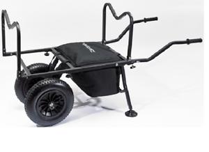 Details about Daiwa Compact Match Barrow NEW Coarse Fishing Twin Wheel  Seatbox Trolley