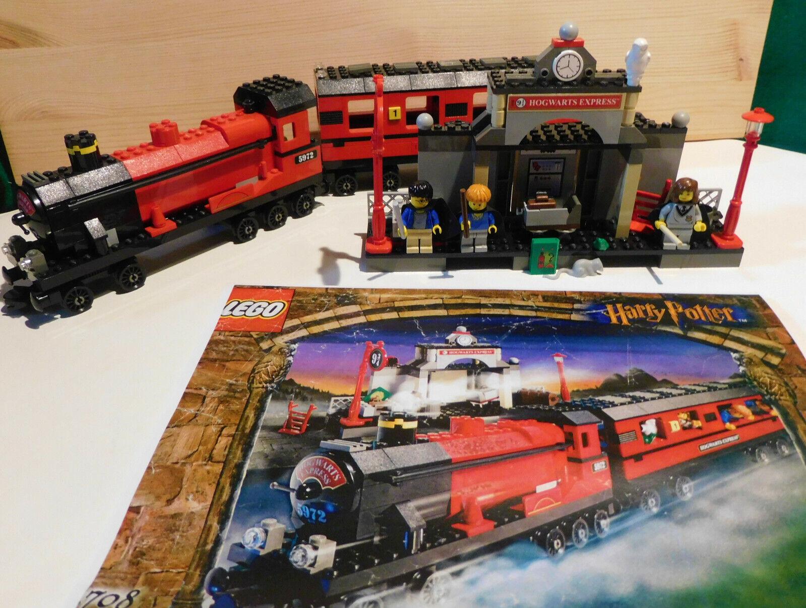 LEGO Harry Potter 4708 Hogwarts Express von 2001