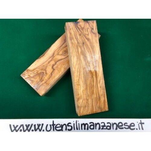 RADICA Olivenzweig für Stifte, Skulptur und schnitzen 300 mm X 100 mm x 30 mm