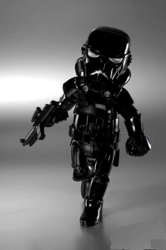 Hybrid Metal figuración Estrella Wars Stormtrooper Agujero Negro