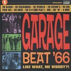 Garage Beat '66, Vol. 1: Like What, Me Worry?! by Various Artists (CD, Apr-2004, Sundazed)