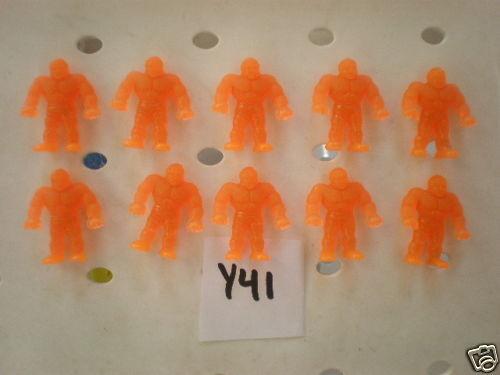 EXOGINI MINT 10 PCS KAMIKAZE Orange Orange  Y41 MUSCLE