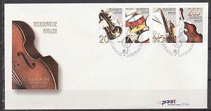NED-ANTILLEN-FDC-NR-E-346-MUZIEKINSTRUMENTEN-28-5-2003