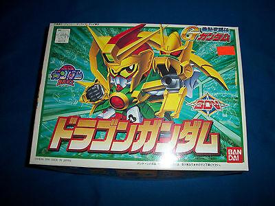 DRAGON GUNDAM SD Super Deformed MODEL KIT BANDAI #134 BB SENSHI 1994 iss SEALED