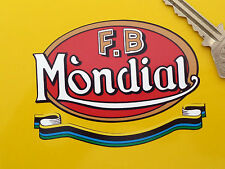 FB - MONDIAL Motorcycle STICKER Bike Race GP Moto GP World Championship TT Races