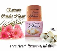 Original Crema Aclarante Concha Nacar Extracto Veracruz Perlop Mother Of Pearl