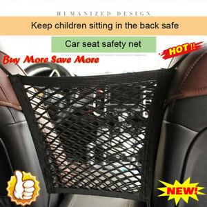 Netting Bag – (Car must-have) Universal Elastic Mesh Net trunk Bag 2021 BEST