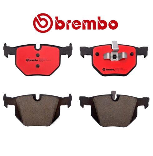 For BMW E93 E92 E91 E90 E84 Ceramic Rear Brake Pad Set Brembo P06039N