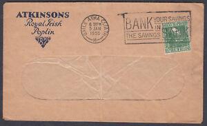 1950-Eire-Ireland-Atkinsons-Royal-Irish-Poplin-Savings-Bank-Slogan