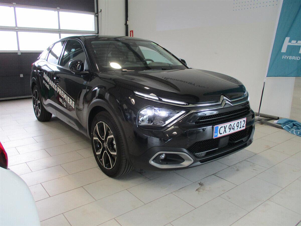 Citroën ë-C4  Shine Sport 5d - 284.900 kr.