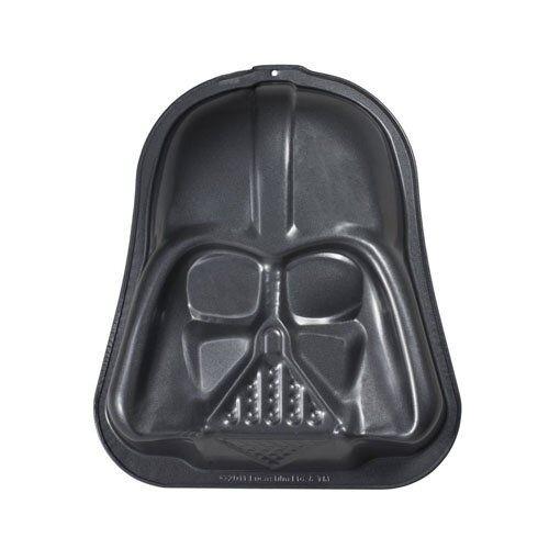 Moule pour Gateaux Four Pastel Bun Gateau Cuisine Fans Star Wars Darth Vader