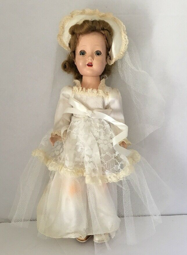 Vintage Walker Puppe Märchenland Spielzeug Prod. Komposition, Schläfrig Öse,