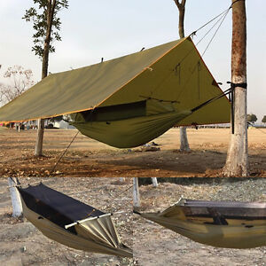 protable tree tent jungle 2 person connect hanging  protable tree tent jungle 2 person connect hanging hammock camping      rh   ebay
