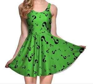 Green Joker Dresses