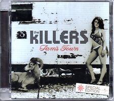 KILLERS - SAM'S TOWN - UK SPECIAL EDITION CD ALBUM
