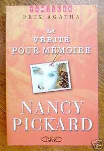 LA-VERITE-POUR-MEMOIRE-Nancy-Pickard-thriller-TTBE