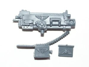 40K IMPERIAL GUARD HEAVY WEAPON HEAVY BOLTER. GN792