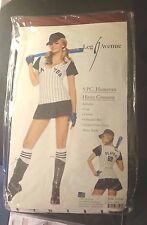 Leg Avenue Women's Homerun Hitter Sexy Baseball Costumes For Women