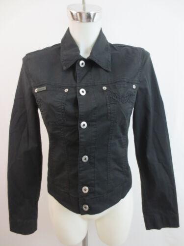 en Black Dolce xs classique Gabbana Veste Veste Coupe légère jean Gr qwAIYw
