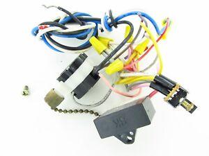 image is loading 6-used-hampton-bay-ceiling-fan-wiring-harness-