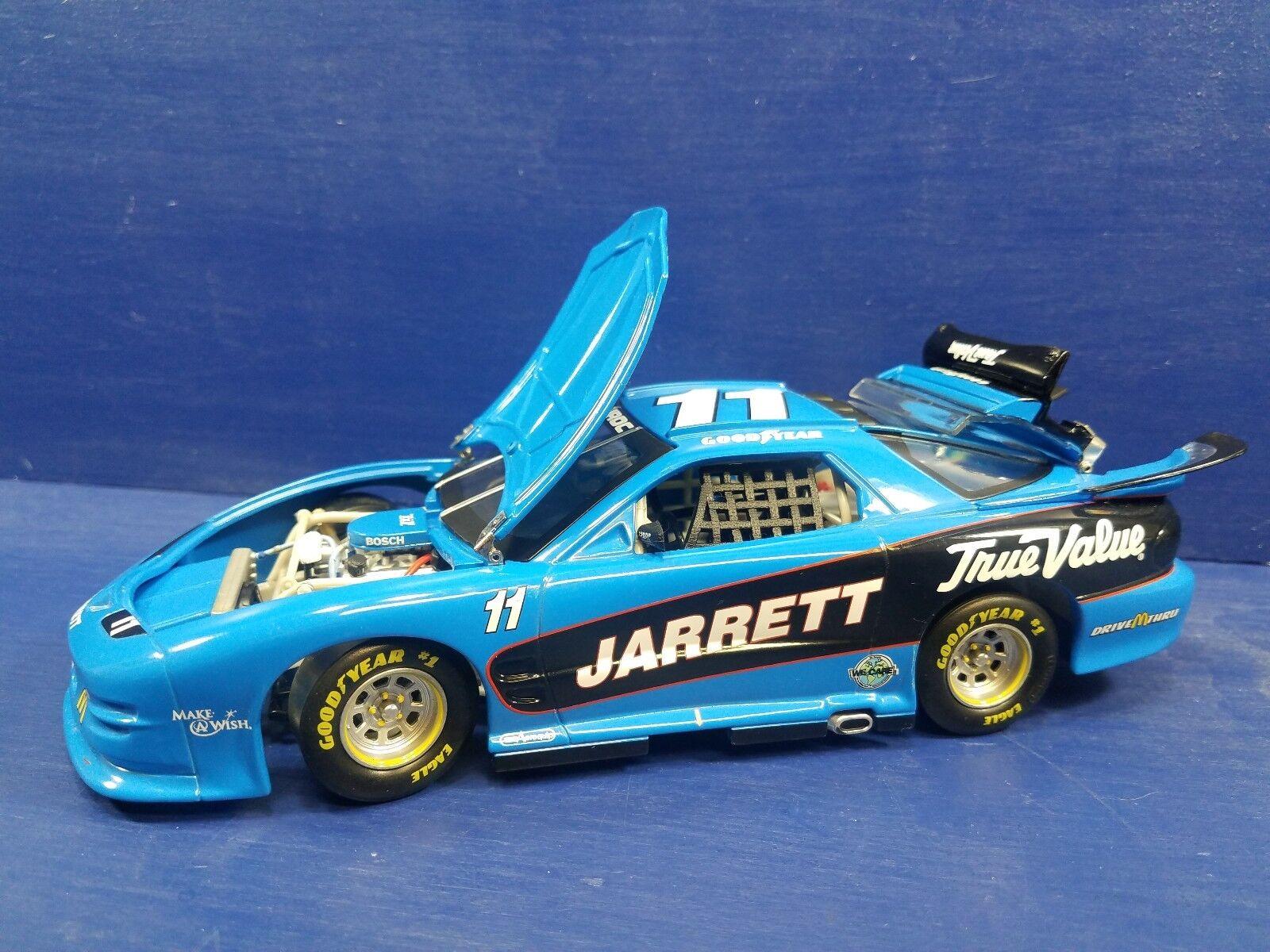 Dale Jarrett acción escala 1 24 Chevy Camaro Iroc